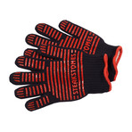 The SteakStones Oven Gloves (Medium)