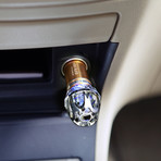Crystal Lux Car Air Purifier (Gold)