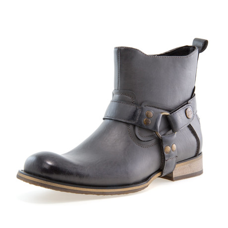 Wild X Rustic Boot // Coal (US: 8)