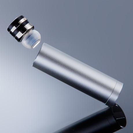 BULLET Earbud + Charging Capsule