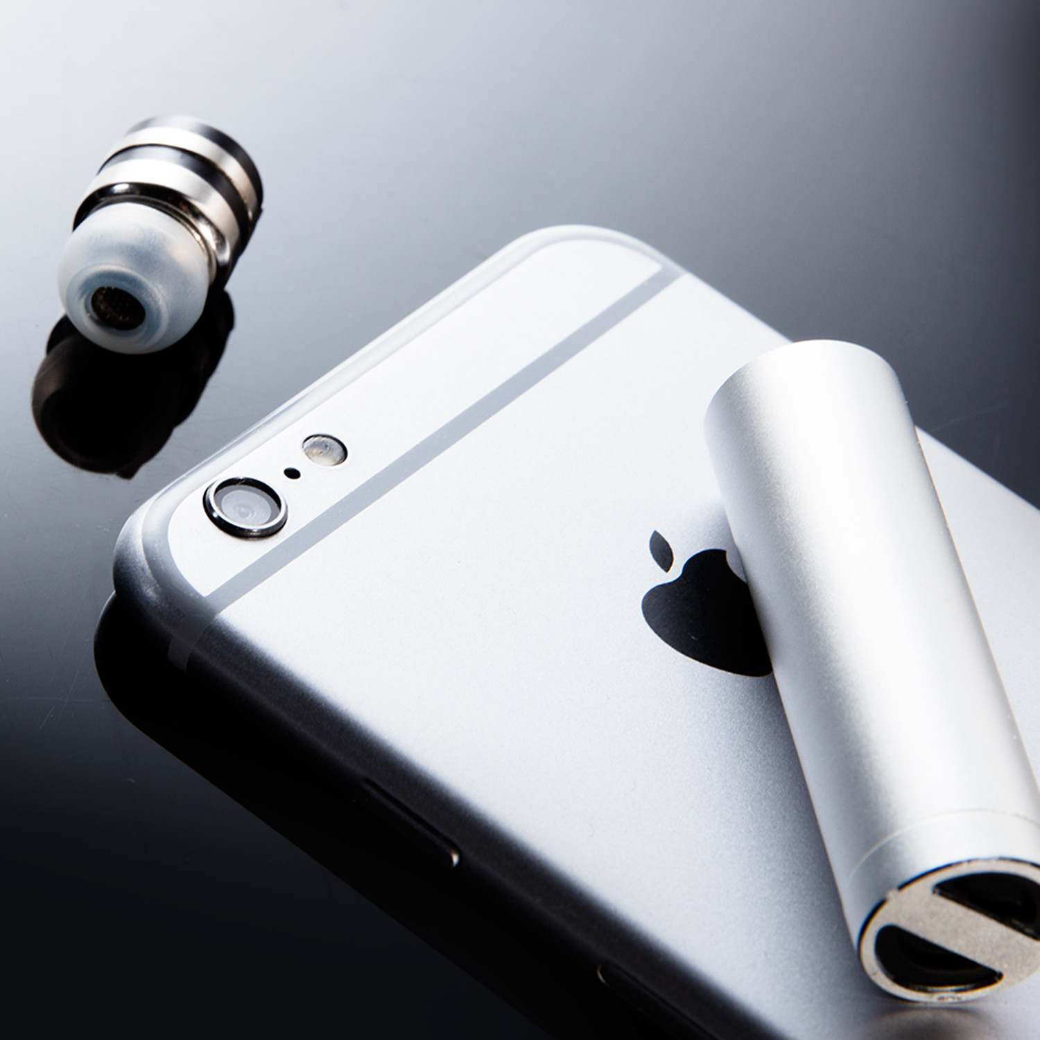 bullet earbud charging capsule schatzii touch of modern. Black Bedroom Furniture Sets. Home Design Ideas