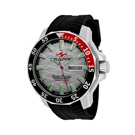 Seapro 1000 Scuba Dragon Diver Quartz // Limited Edition // SP8312