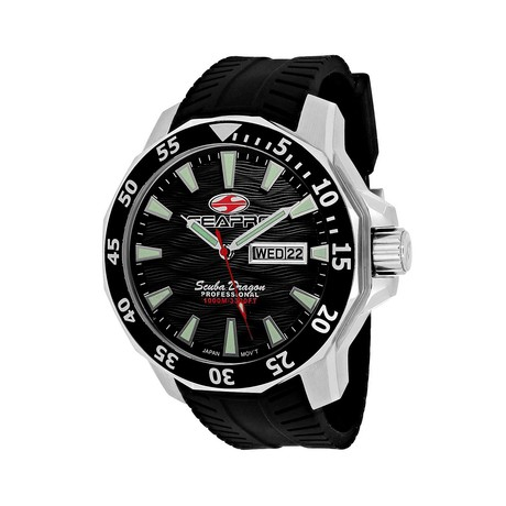 Seapro Scuba Dragon Diver 1000M Quartz // SP8310