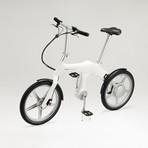 Mando Footloose Folding Bike (Grey)