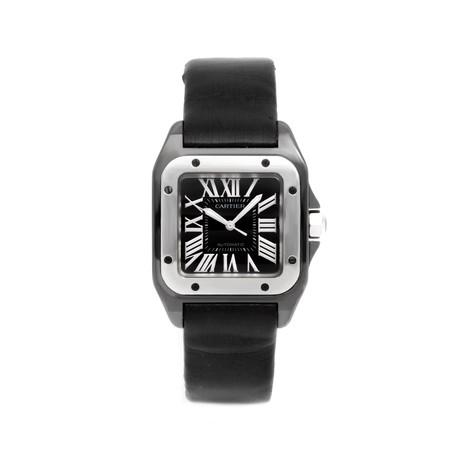 Cartier Santos 100 Automatische // OB5004