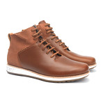 Gatland Leather + Suede Boot // Tan (US: 7)