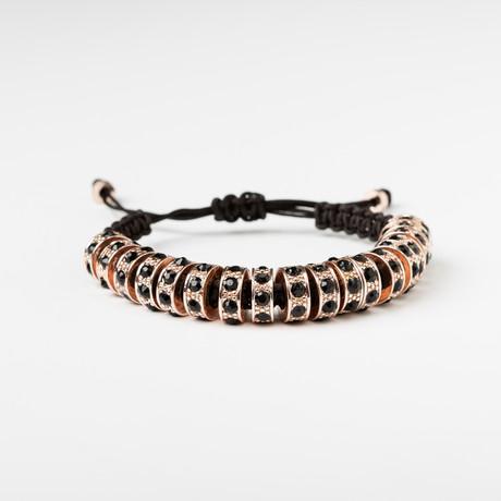 Stopper Macrame Bracelet