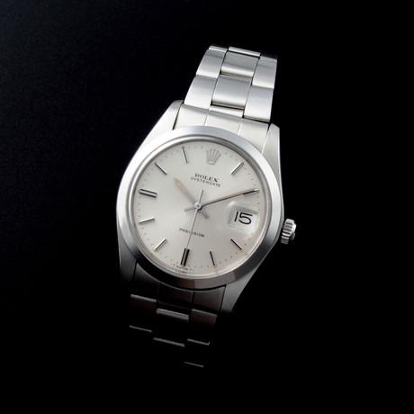Rolex Oysterdate Precision Manual Wind // // 32.177 c.1960's // Pre-Owned