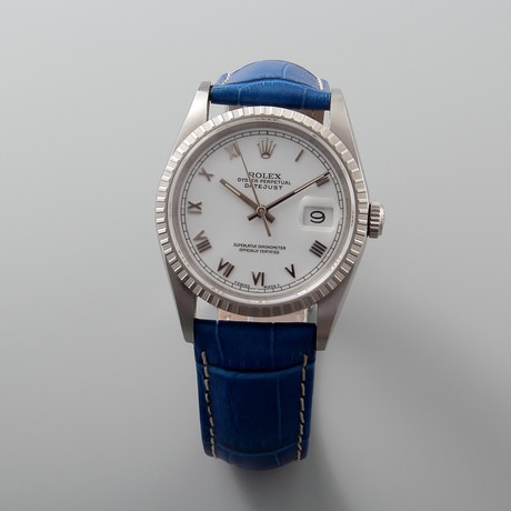 Rolex Datejust Automatic // // 32.172 c.1990's // Pre-Owned