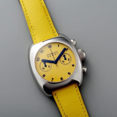 Pasquale Bruni Chronograph Automatic // // 32.201 c.2010's // Nieuwe