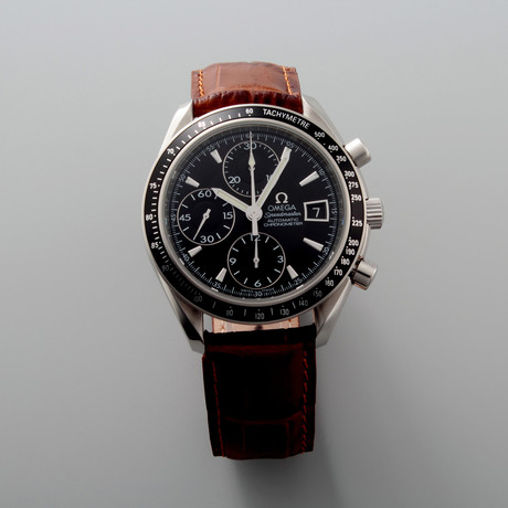 Omega Speedmaster Automatic Data // // 32.182 c.2000's // Pre-Owned