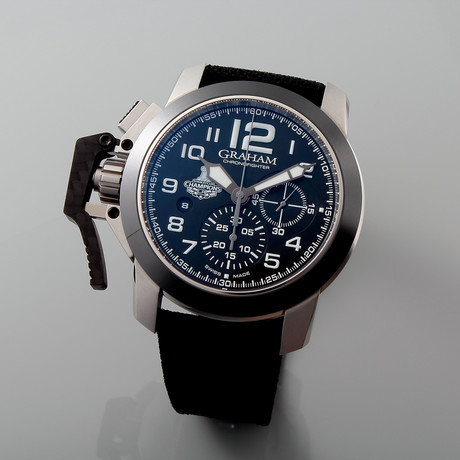 Graham Chronofighter Stanley Cup Chronograph Automatic 32.184 // // // Nieuwe c.2015