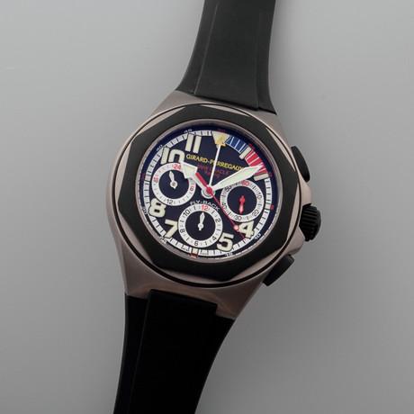 Girard Perregaux BMW Racing Chronograph Automatic // // 32.212 c.2010's // Nieuwe