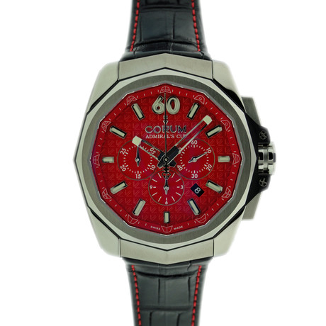 Corum Admirals Cup Automatic Limited Edition // // // 32.195 c.2010's // Nieuwe