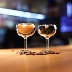 AMO // 2-Piece vodka Glass Double-Wall 30mL