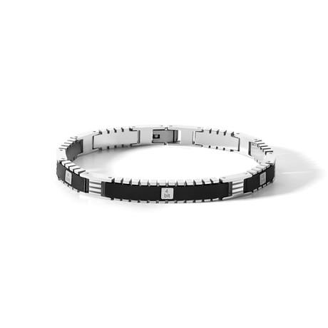 2.0 Armband // Black Steel
