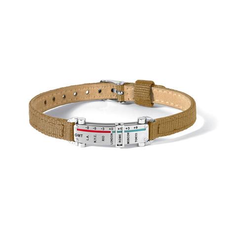 Meridiani Bracelet // Brown