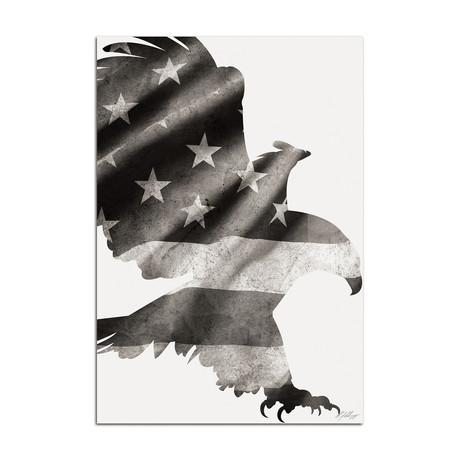 Patriot Eagle // Black + White