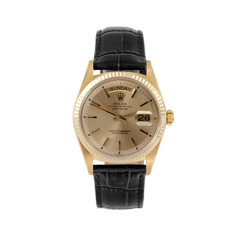 Rolex Dag Datum Voorzitter Automatische // GOST-036 // Pre-Owned