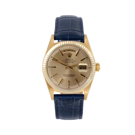 Rolex Dag Datum Voorzitter Automatische // GOST-034 // Pre-Owned