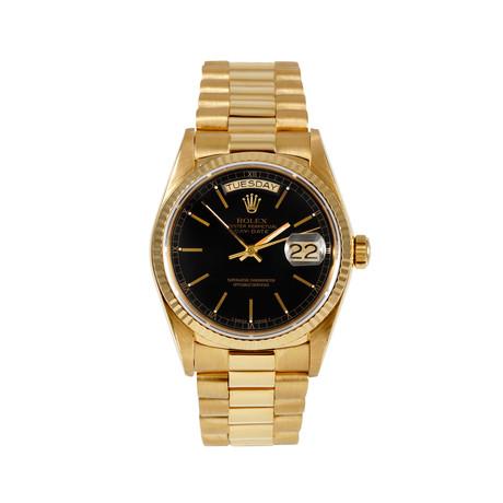 Rolex Dag Datum Voorzitter Automatische // GOST-032 // Pre-Owned