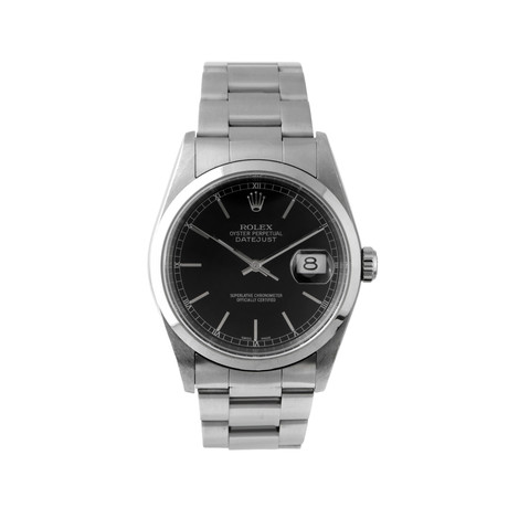 Rolex Datejust Automatic // GOST-023 // Pre-Owned