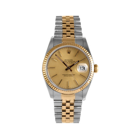Rolex Datejust Automatic // GOST-008 // Pre-Owned