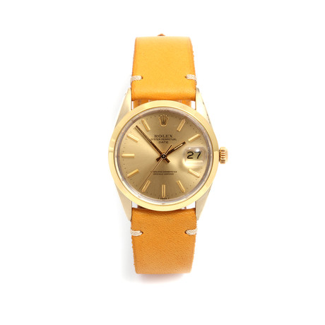 Rolex Date Automatic // GOST-049 // Pre-Owned