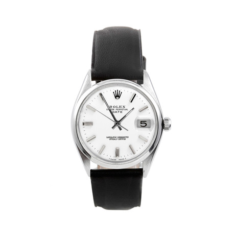 Rolex Date Automatic // GOST-014 // Pre-Owned