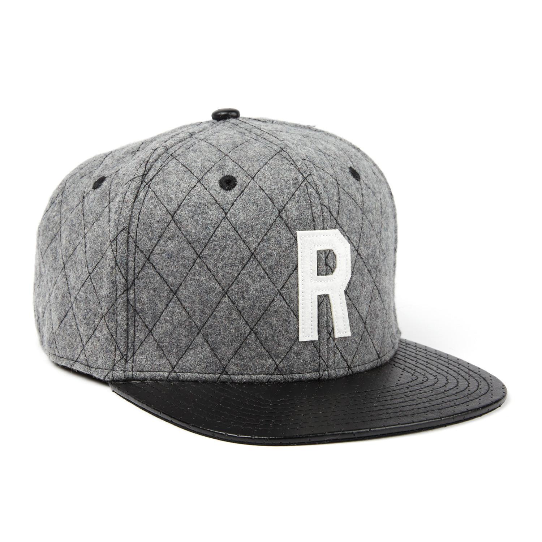 349be62b633d9 Riverside Cap    Grey + Black - Reason - Touch of Modern