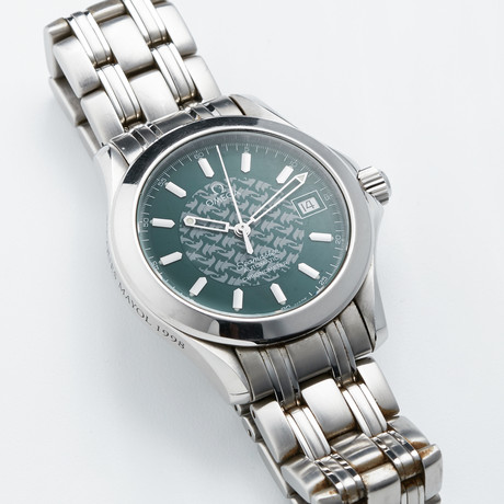 Omega Seamaster Limited Chronometer Automatische // 103.059