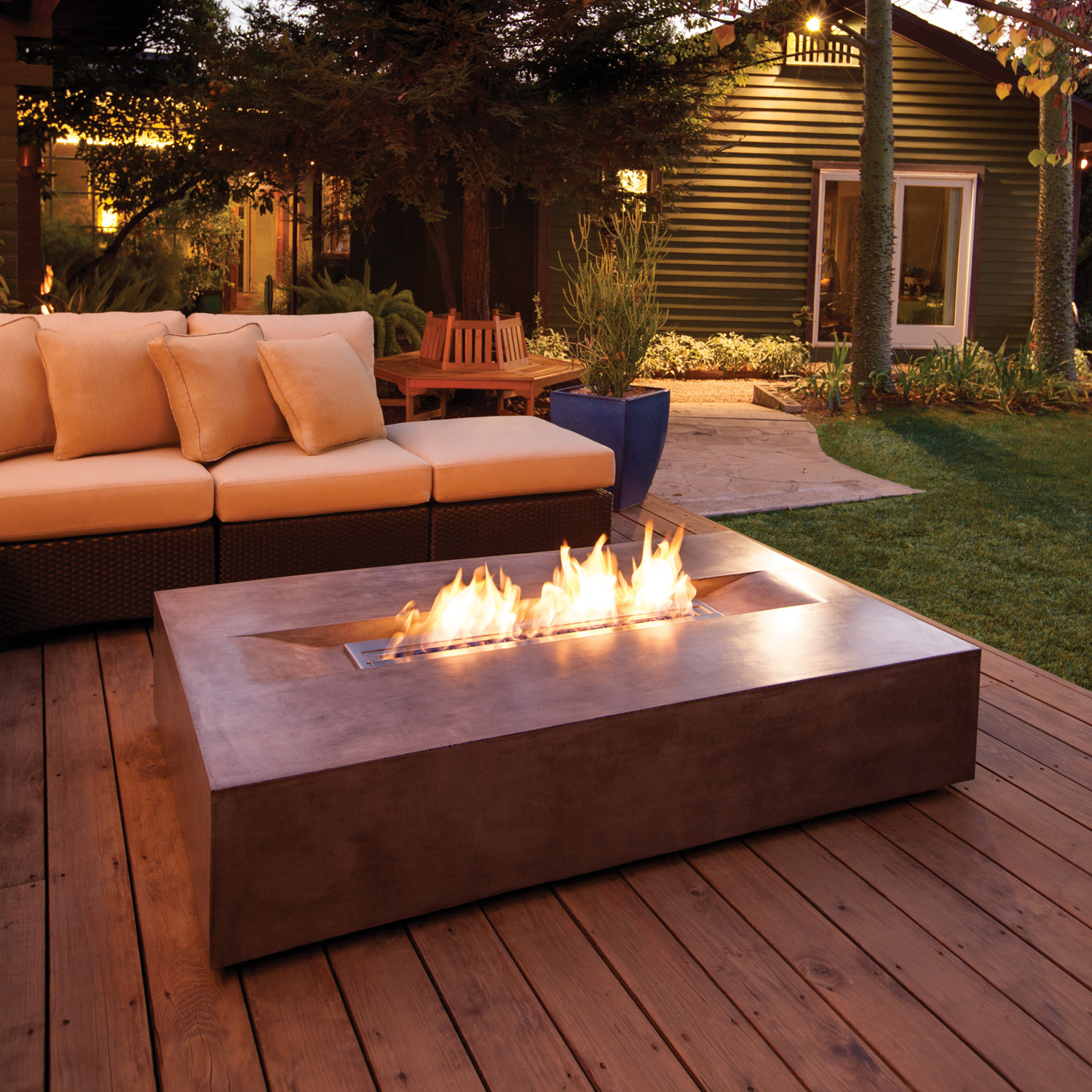 Fire Pit Coffee Table Castelle Icon Square Firepit Coffee Table Gas Fire Pit Coffee Table