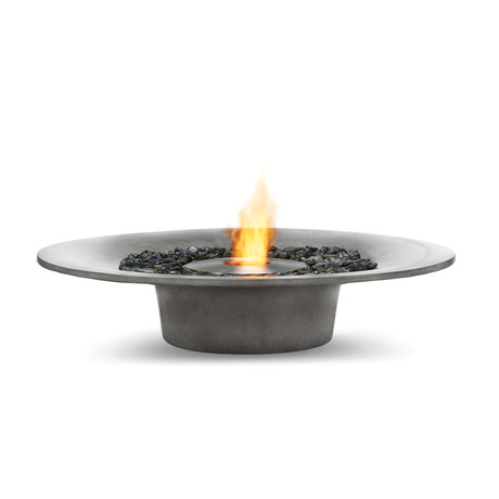 Eco smart eco friendly bioethanol fire places touch of for Brown jordan fires
