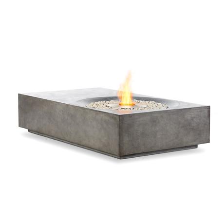 Brown Jordan Fires // Equinox Fire Pit Coffee Table