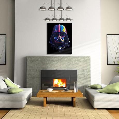 0026 quot; Vader door Doc Hues 0026 quot; // Black
