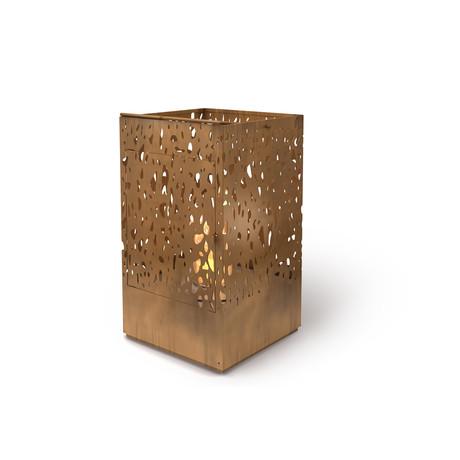 EcoSmart Fire // lantaarn Buiten decoratieve Fire