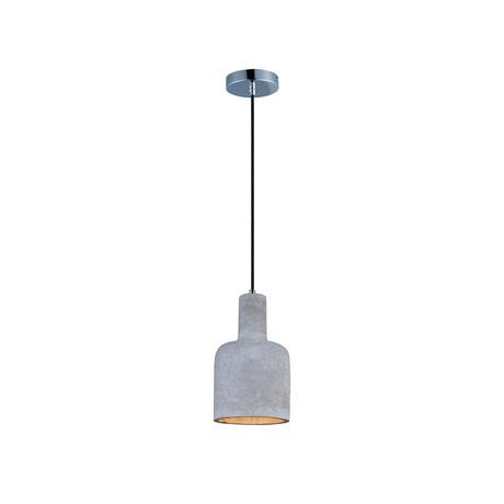 Maxim Crete 1-Light Hanger // 12395GYPC