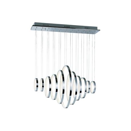 ET2 Hoops LED Pendant // E22716-PC