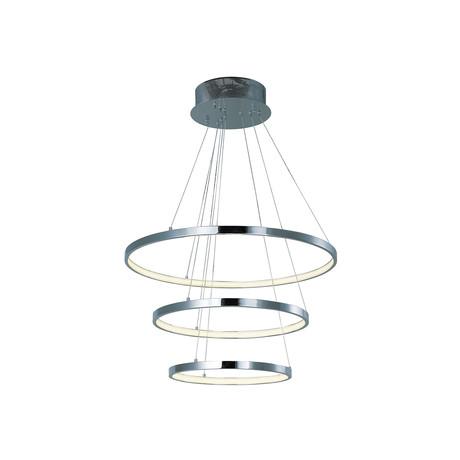 ET2 Hoops LED Pendant // E22715-PC