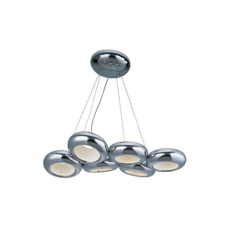 ET2 Donuts 6-Light LED Pendant // E22596-PC