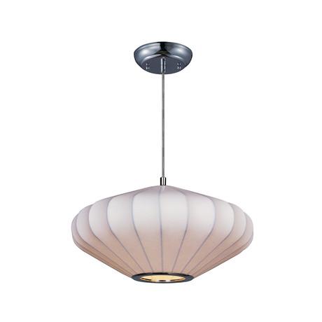 Maxim Cocoon 1-Light Hanger // 12185WTPC