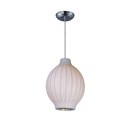 Maxim Cocoon 1-Light Hanger // 12181WTPC