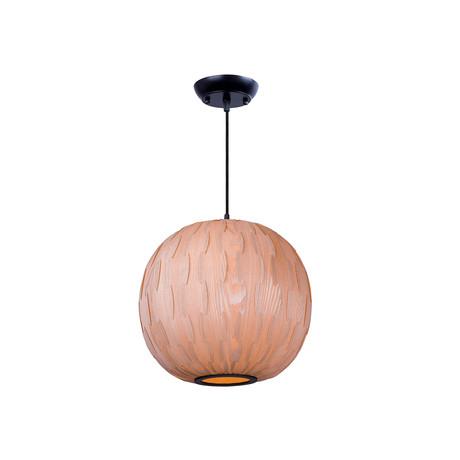 Maxim Norwood 1-Light Hanger // 12405UDBK