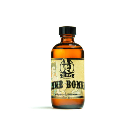 Aftershave Tonic // Anne Bonny