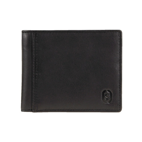 Souled Out // Princes Wallet II // Black