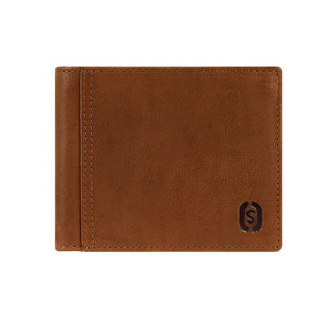 Souled Out // Princes Wallet II // Tan