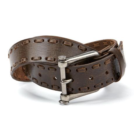 Souled Out // The Duke Belt II // Brown