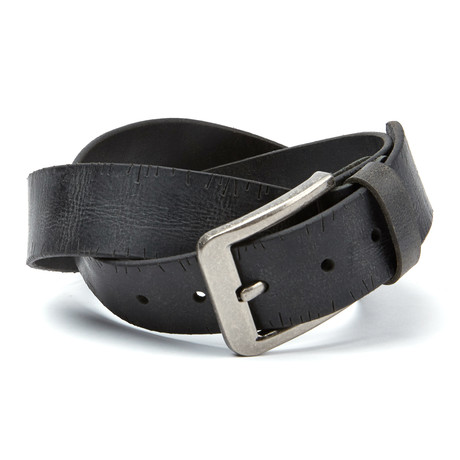 Souled Out // The Prince Belt // Black