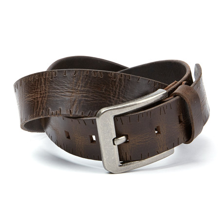 Souled Out // The Prince Belt // Brown
