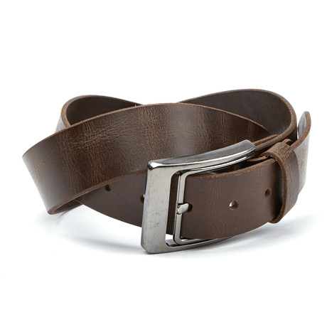 Souled Out // The Monarch Belt // Brown